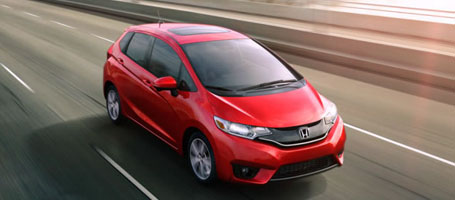 2015 Honda Fit performance
