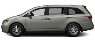 2015 Honda Odyssey For Sale in Spokane