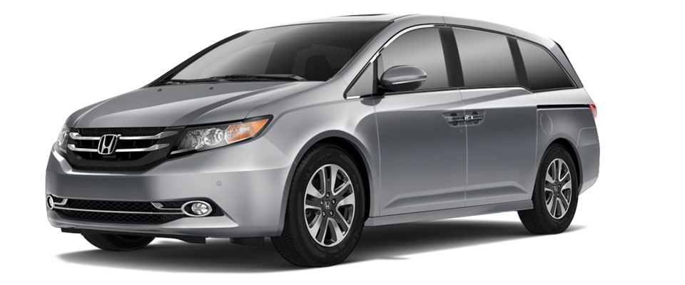 2015 Honda Odyssey For Sale in Huntington