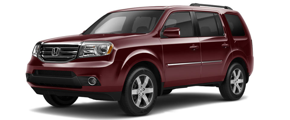 2015 Honda Pilot For Sale in Golden