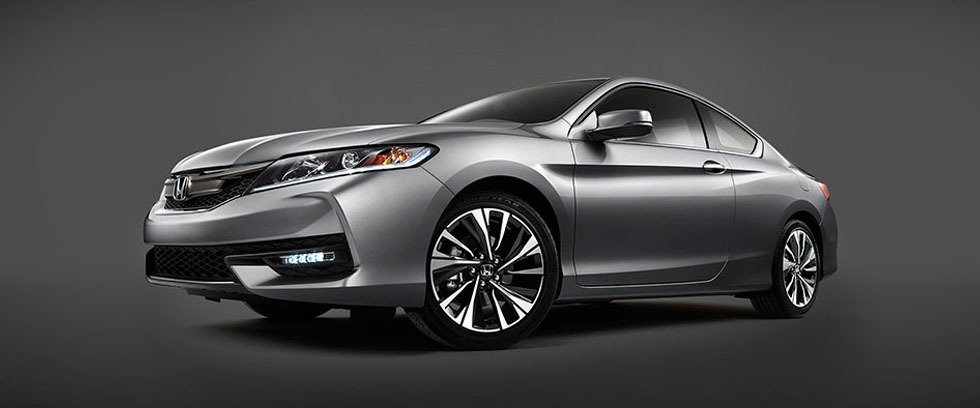 2016 Honda Accord Coupe Appearance Main Img