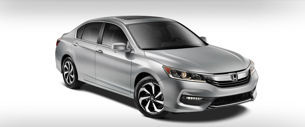2016 Honda Accord Sedan Appearance Main Img