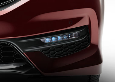2016 Honda Accord Sedan Fog Lights