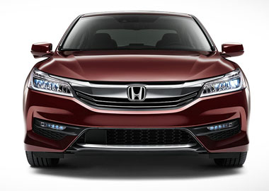 2016 Honda Accord Sedan appearance