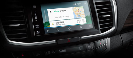 2016 Honda Accord Sedan Android Auto