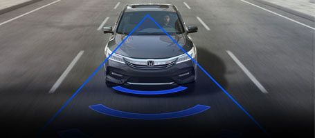 2016 Honda Accord Sedan Collision Mitigation Braking System