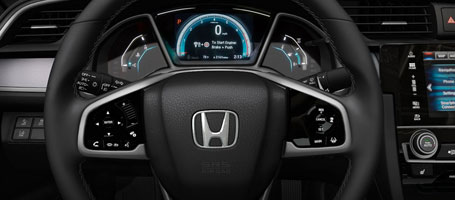 2016 Honda Civic Coupe comfort