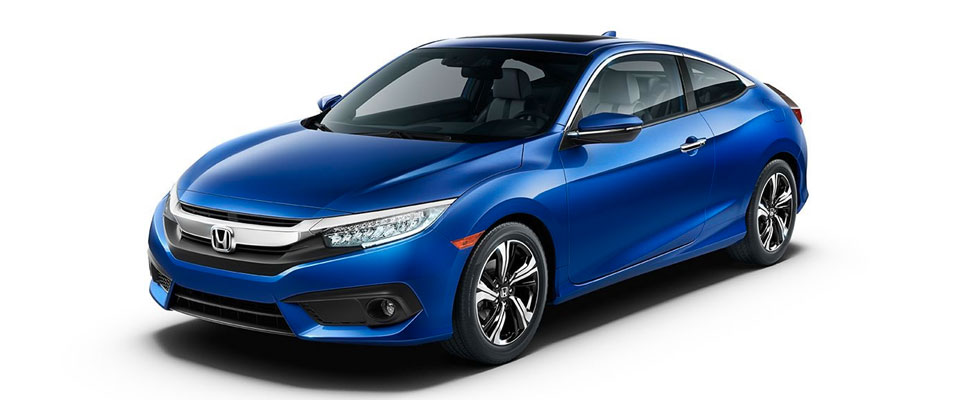 2016 Honda Civic Coupe For Sale in Huntington