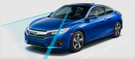 2016 Honda Civic Coupe safety
