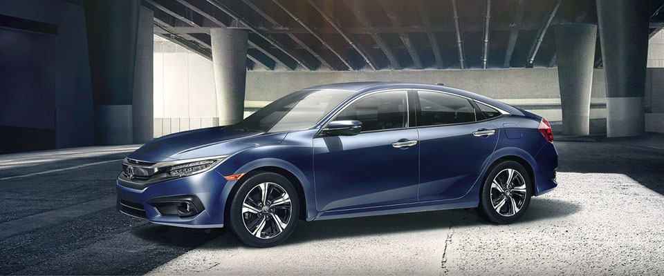 2016 Honda Civic Appearance Main Img