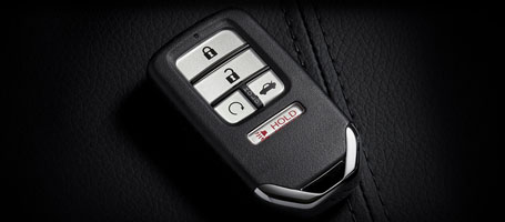 2016 Honda Civic Remote Start