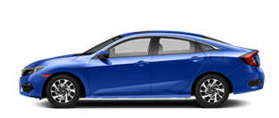 2016 Honda Civic For Sale in Garden City