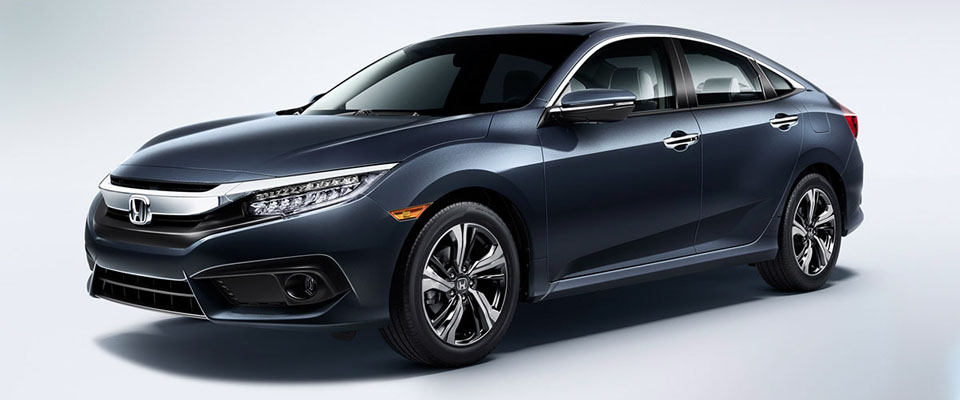 2016 Honda Civic For Sale in Golden