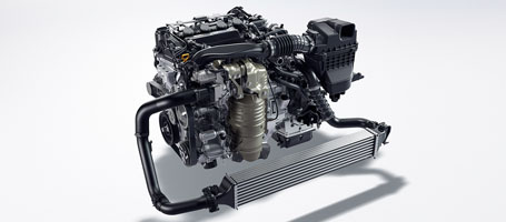 2016 Honda Civic Engine