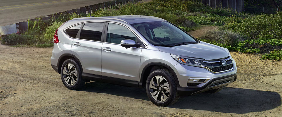 2016 Honda CR-V Appearance Main Img