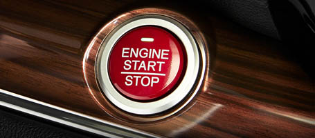 2016 Honda CR-V Push Button Start