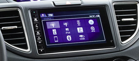 2016 Honda CR-V Touch-Screen