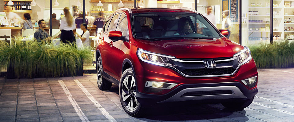 2016 Honda CR-V For Sale in Rome