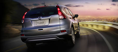 2016 Honda CR-V Hill Start Assist
