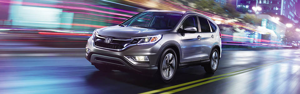 2016 Honda CR-V Safety Main Img