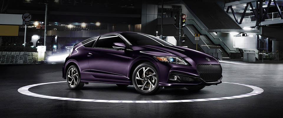 2016 Honda CR-Z Appearance Main Img