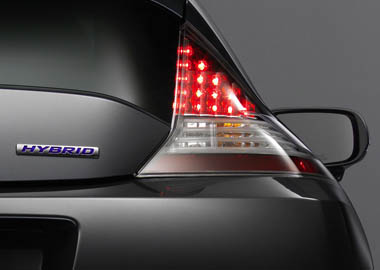 2016 Honda CR-Z Brake Lights