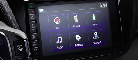 2016 Honda CR-Z Touch-Screen