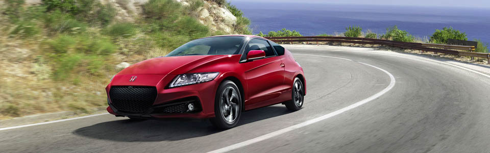 2016 Honda CR-Z Safety Main Img