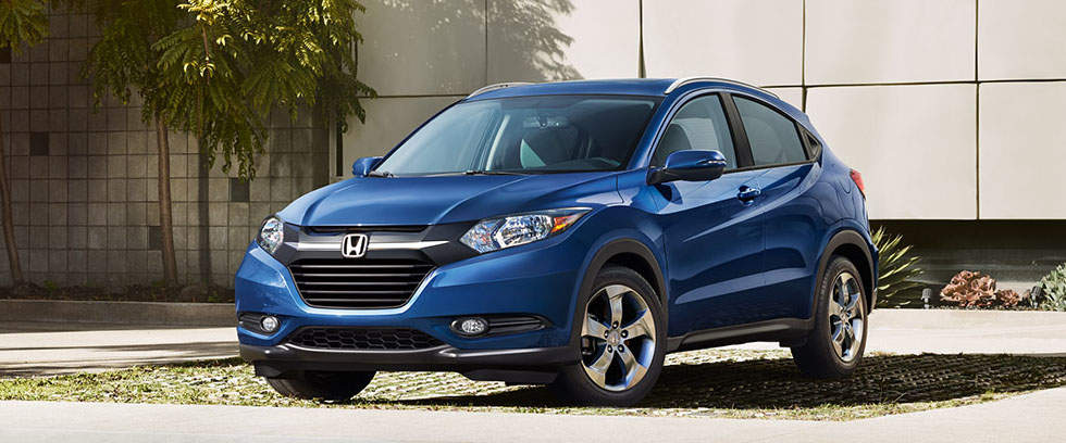 2016 Honda HR-V Crossover Appearance Main Img