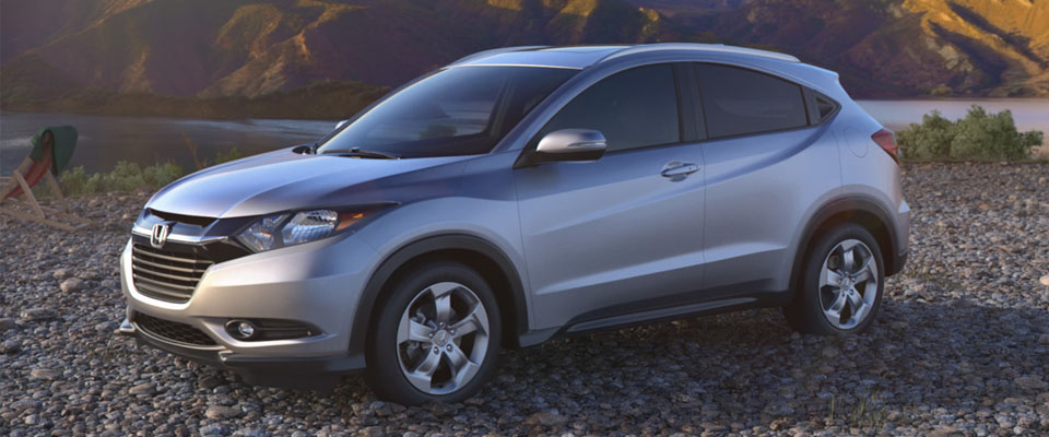 2016 Honda HR-V Crossover For Sale in Spokane