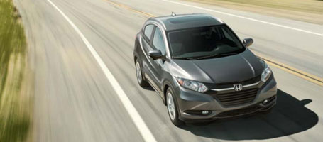 2016 Honda HR-V Crossover performance
