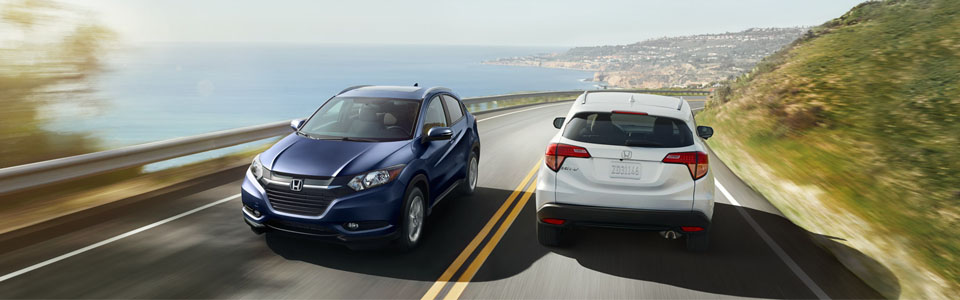 2016 Honda HR-V Crossover Safety Main Img