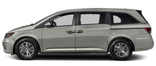 2016 Honda Odyssey For Sale in Rome