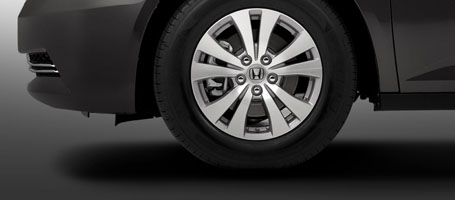 2016 Honda Odyssey Electronic Brake Distribution