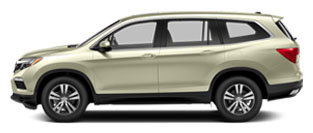 2016 Honda Pilot For Sale in Garden City