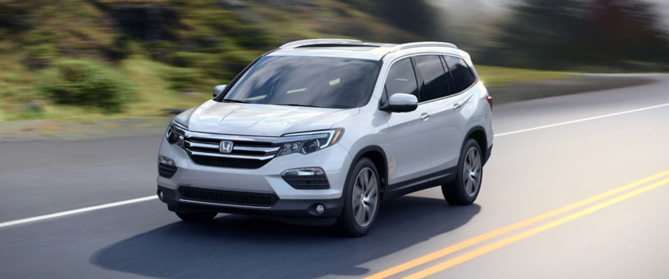 2016 Honda Pilot For Sale in Bristol
