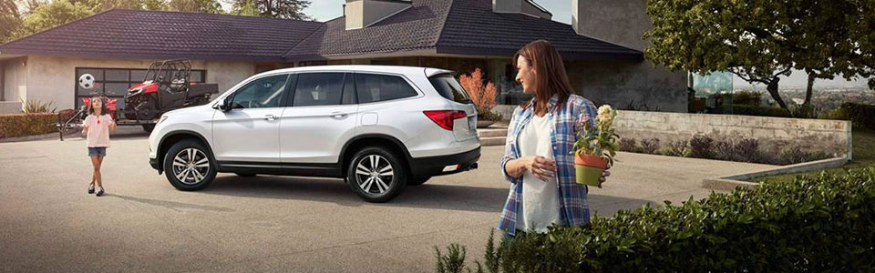 2016 Honda Pilot Safety Main Img
