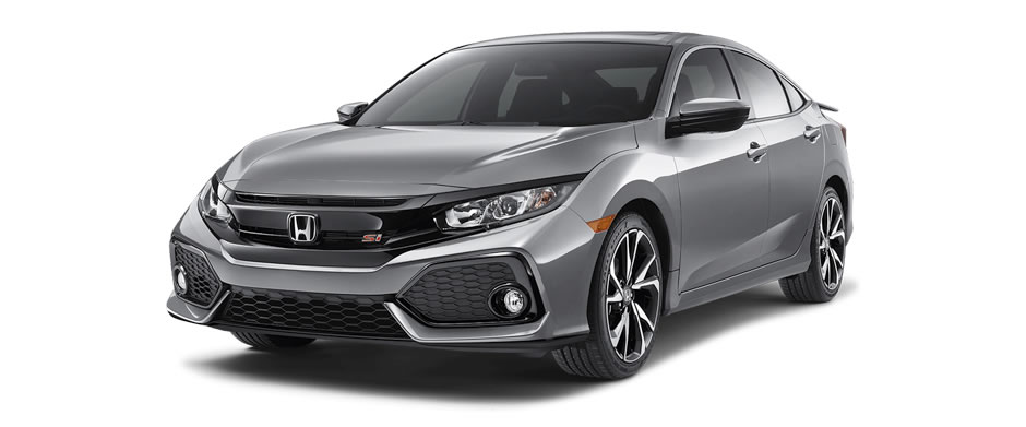 2017 Honda Civic Si Sedan Overveiw Photo