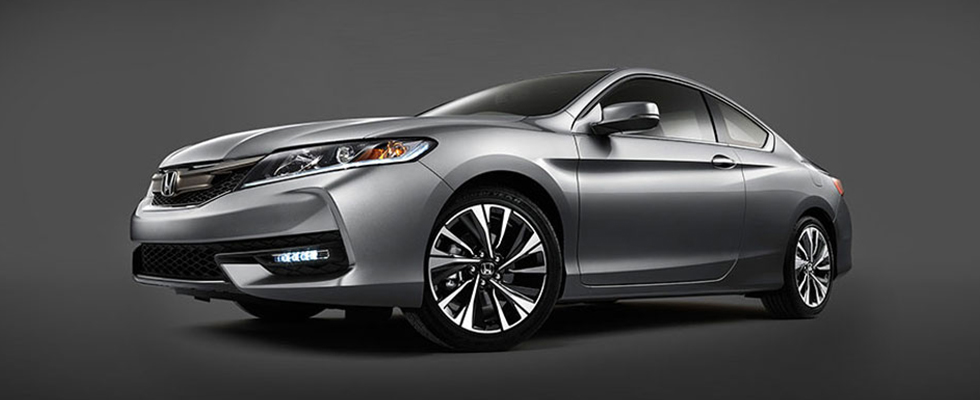 2017 Honda Accord Coupe Appearance Main Img