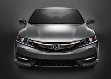 2017 Honda Accord Coupe appearance