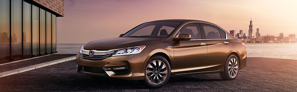 2017 Honda Accord Hybrid Safety Main Img