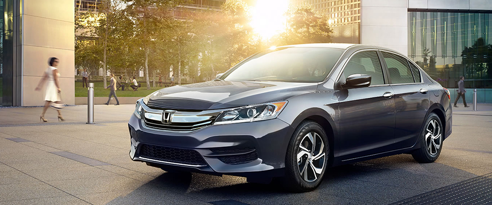 2017 Honda Accord Sedan Appearance Main Img