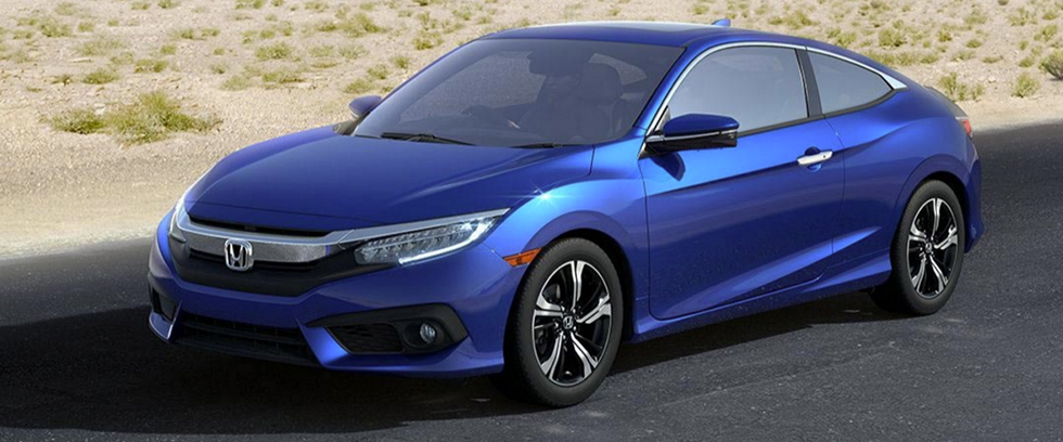 2017 Honda Civic Coupe Appearance Main Img
