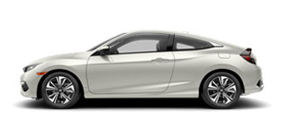 2017 Honda Civic Coupe For Sale in Boise