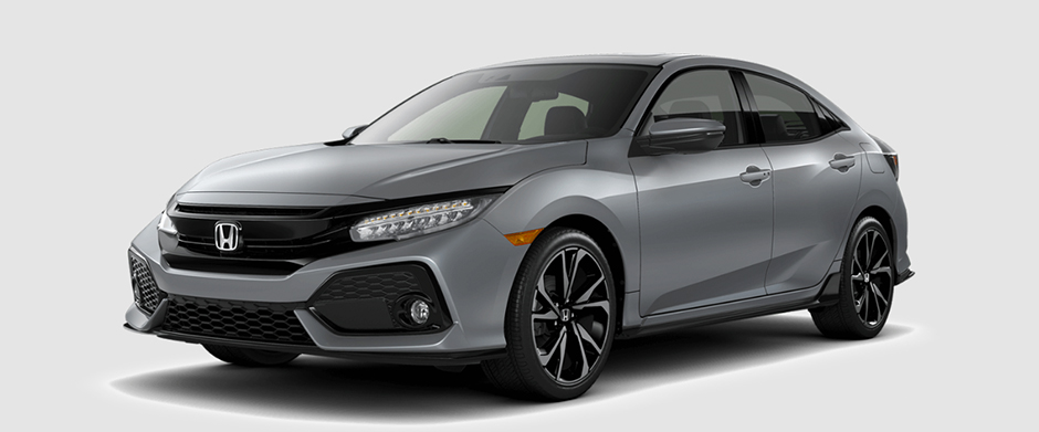 2017 Honda Civic Hatchback For Sale in Huntington