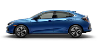 2017 Honda Civic Hatchback For Sale in Garden City