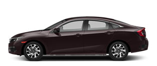 2017 Honda Civic Sedan For Sale in Rome