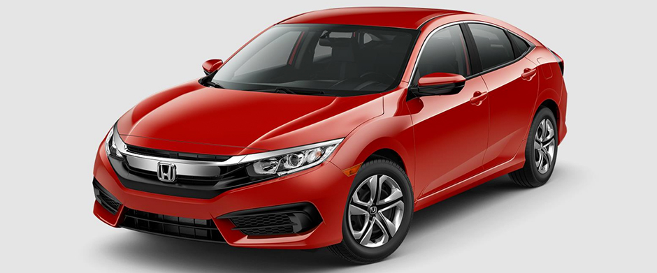2017 Honda Civic Sedan For Sale in Manhasset