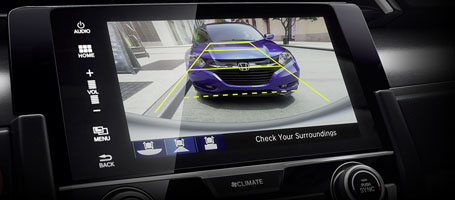2017 Honda Civic Sedan safety