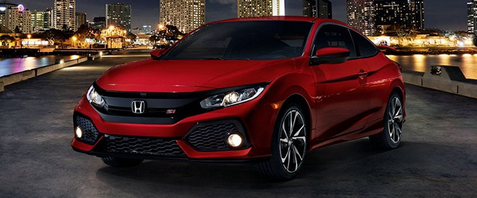 2017 Honda Civic Si Coupe Appearance Main Img